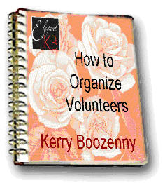 How_Organize_Volunteers_Book_Cover