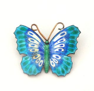 Jewelry_butterfly_pin_blue_enamel_01