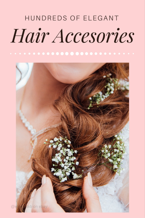 Dream Wedding Hair Accessories