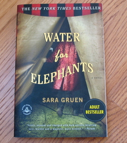 Bookwaterforelephants